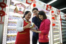 """伊利奶粉用品质守护中国未来 让宝宝吃上好""""口粮"""""""