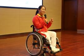北京冬奥会宣讲团走进伊利 分享奥林匹克精神