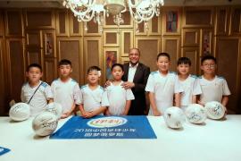 伊利聚焦中国少年力量 打造足球主题公益活动
