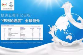 """伊利股份以""""加速度""""冲击""""五强千亿""""全力振兴中国乳业"""
