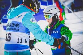 伊利活力冬奥学院完美收官 点燃大众滑雪激情