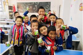 伊利潘刚聚焦贫困地区儿童营养提升 助力乡村振兴