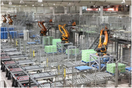 伊利股份引领中国乳业转型升级成效显著 位列中国轻工业八强