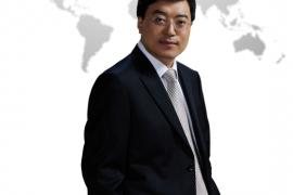 """伊利潘刚坚定推动国际化发展 倡导共建""""全球健康生态圈"""""""